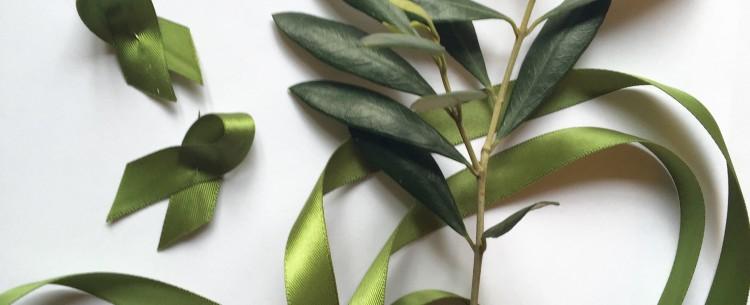 Olive Ribbon