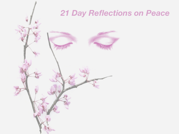 21 Day Reflections on Peace